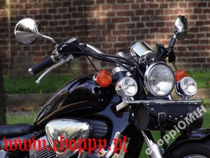 lightbar HONDA SHADOW VT600 VT 600